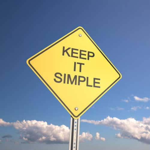business-success-with-simplicity